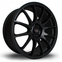 PWR 19x8.5 5x112 ET40 Flat Black