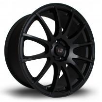 PWR 19x9 5x108 ET42 Flat Black