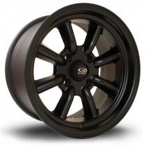 RKR 15x8 4x108 ET0 Flat Black