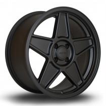RSS 17x8 5x100 ET30 Flat Black