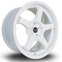 RT5 17x9 5x100 ET38 White