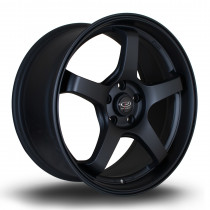 RT5 18x8.5 5x108 ET44 Flat Black