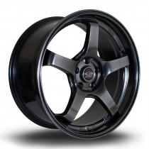 RT5 18x8.5 5x108 ET44 Hyper Black