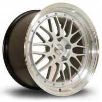 SDM 19x10 5x120 ET22 RLHyper Silver