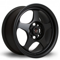 Slip 15x7 4x100 ET28 Flat Black