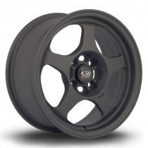 Slip 15x7 4x100 ET28 Flat Black 2
