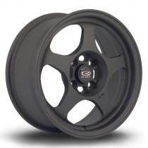 Slip 15x7 4x108 ET40 Flat Black 2