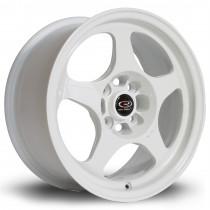 Slip 15x7 4x100 ET40 White