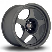Slip 15x8 4x100 ET20 Flat Black 2
