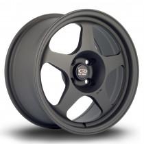 Slip 16x8 4x100 ET34 Flat Black 2