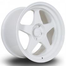 Slip 18x10.5 5x114 ET12 White