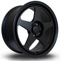 Slip 18x8.5 5x112 ET45 Flat Black
