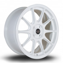 Strike 17x7.5 4x108 ET40 White