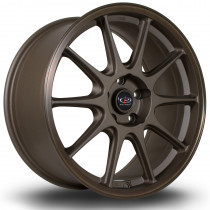 Strike 18x8.5 5x112 ET44 Speed Bronze