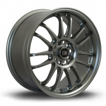 SVN 17x8 5x108 ET52 Matte Grey