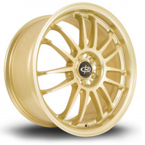 SVN 18x8.5 5x100 ET48 Gold