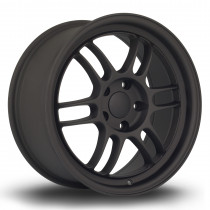 TFS301 17x8 5x114 ET42 Flat Black 2