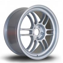 TFS301 18x8.5 5x100 ET44 Silver