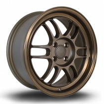 TFS301 16x7 4x100 ET40 Speed Bronze
