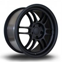 TFS301 17x8 5x114 ET42 Flat Black