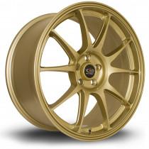 Titan 18x8.5 5x100 ET44 Gold