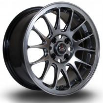 Vios 15x7 4x100 ET30 Hyper Black