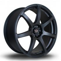 Pro R 19x9 5x120 ET50 Flat Black