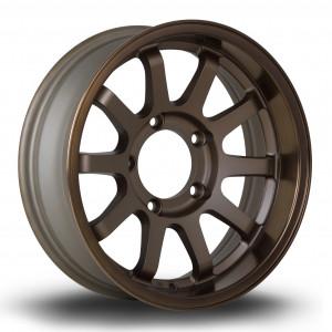 JVEE 16x5.5 5x139 ET-20 Speed Bronze