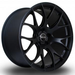LC818 19x10 5x112 ET25 Flat Black