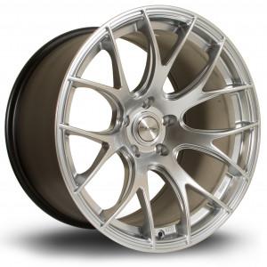 LC818 19x11 5x114 ET25 Hyper Silver