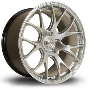 LC818 19x10 5x112 ET25 Hyper Silver