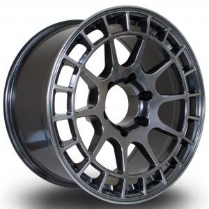 Recce 18x9 6x139 ET10 Hyper Black