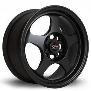 Slip 15x7 5x114 ET40 Flat Black