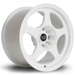 Slip 15x8 4x100 ET20 White