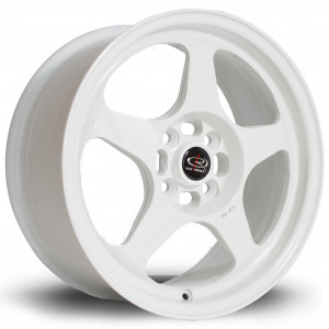 Slip 16x7 4x100 ET40 White