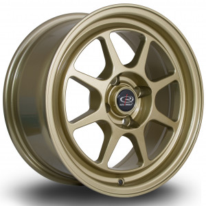 Spec8 15x7 4x100 ET35 Gold