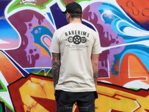 "Rarerims ""The Wheel House"" T-Shirt"