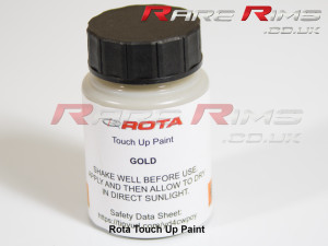 Rota Wheels Gold Touch Up Paint